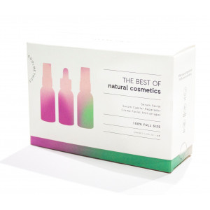 The Best of Natural Cosmetics Pack
