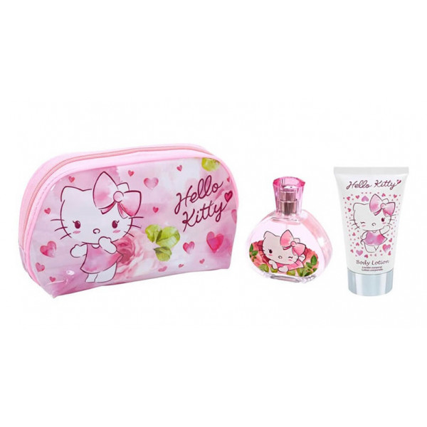 Neceser Hello Kitty + EDT + Body Lotion