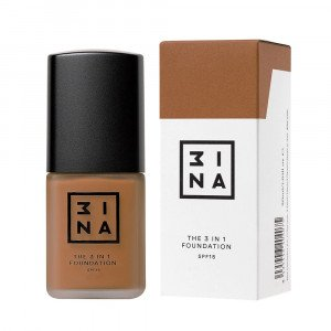 The 3in1 Foundation Base de Maquillaje 221