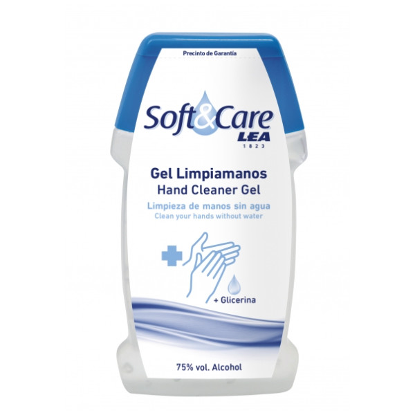Gel Limpiamos Soft Care