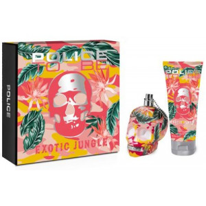 To Be Exotic Jungle Woman Estuche