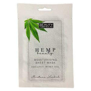 Hemp Beauty Mascarilla Hidratante