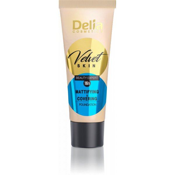 Base de Maquillaje Velvet Skin Mattifying & Covering