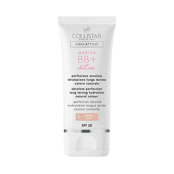 Magica BB+ Detox BB Cream Hidratante Perfeccionadora Light
