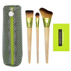 Set de Brochas Travel and Glow Beauty Kit
