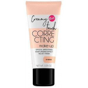Base de Maquillaje Creamy Touch Correcting 03 Beige