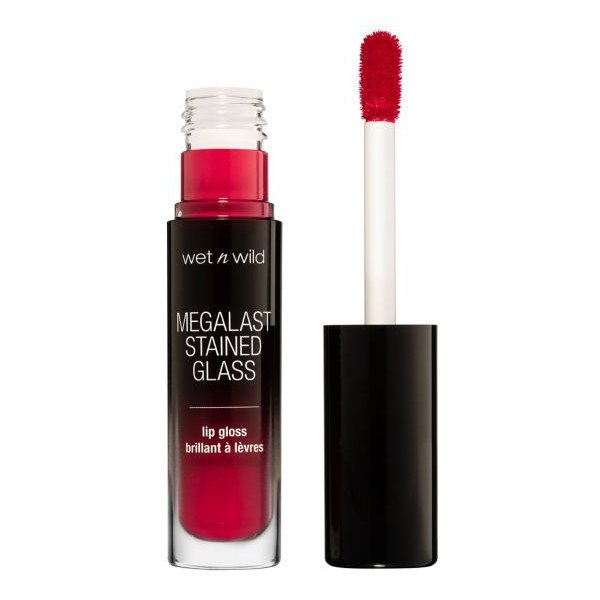 Megalast Stained Glass Lip Gloss Heart Shattering