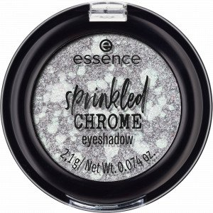 Sombra de Ojos Sprinkled Chrome 02. Mercury