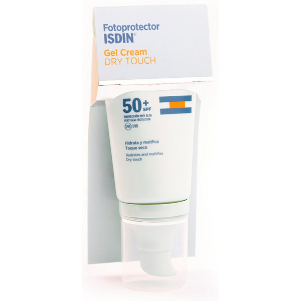Gel Cream Dry Touch Fotoprotector