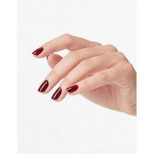 Nail Lacquer Colección Granates Got the Blues for Red