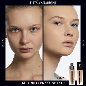 All Hours Foundation Yves Saint Laurent BD25