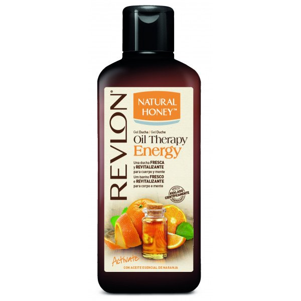 Gel Ducha Oil Therapy Relax