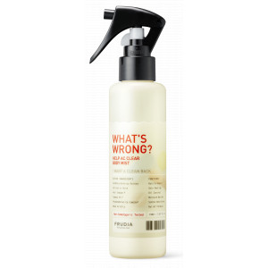What´s Wrong AC Clear Back Spray