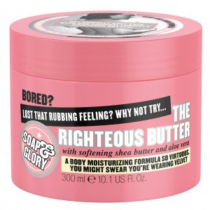 Manteca Corporal The Righteous Butter