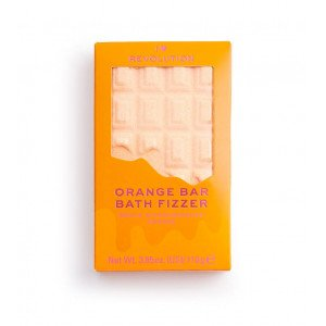 Bomba de Baño Chocolate Bar Bath Fizzer Naranja