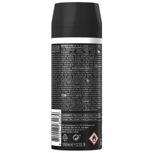 BLACK Desodorante Spray 150 ml