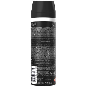 BLACK Desodorante Spray 200 ml