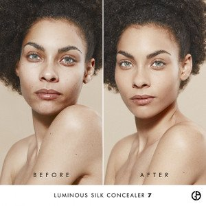 Corrector Luminous Silk Concealer 7