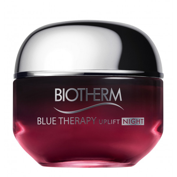 Crema antiedad Blue Therapy Red Algae Night Cream