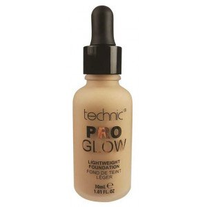 Base de Maquillaje Pro Glow Foundation Honey