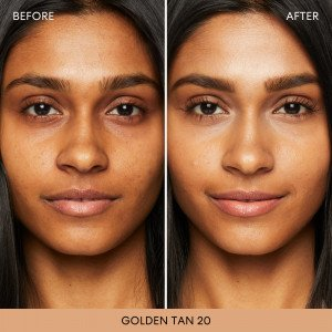 Original Foundation SPF15 Base de Maquillaje Golden Tan