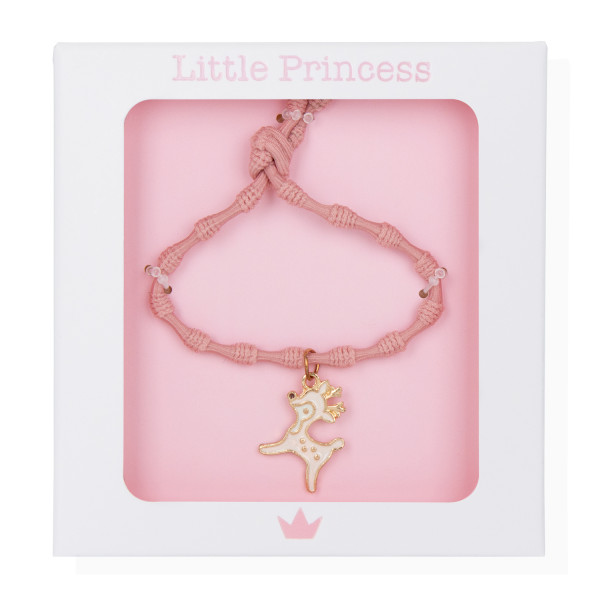 Little Princess Goma Pulsera Cervatillo