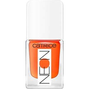 Neonude Mini Nail Lacquer Esmaltes de Uñas C08 Shrill Orange