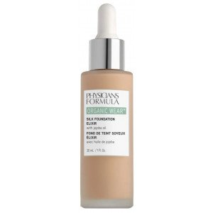 02 Fair-to-Light0 Organic Wear Silk Foundation Elixir Base de Maquillaje
