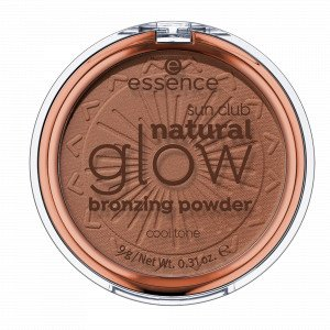 Sun Club Natural Glow Polvos Bronceadores 02. cool tone