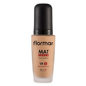 Mat Touch Foundation Base de Maquillaje 304 Nude Ivory