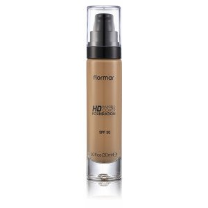 110 Golden Beige HD Invisible Cover Foundation Base de Maquillaje SPF30