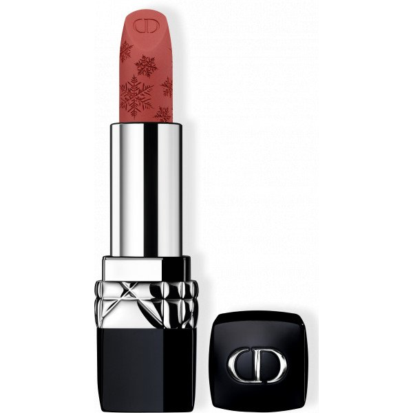 481 Hypnotic Matte ROUGE DIOR BARRA DE LABIOS MATTE_Edición Limitada Golden Nights