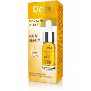 100% Serum Facial Vitaminas A+e+f