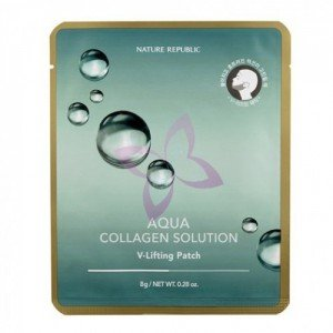 AQUA COLLAGEN SOLUTION V LIFTING PATCH