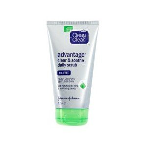 Advantage Clear Soothe Scrub