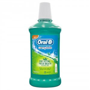 ENJUAGUE BUCAL Complete Mouth Rinse