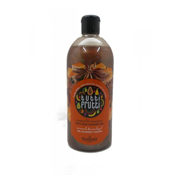 Caramelo y Canela TUTTI FRUTTI Bath & Shower Gel