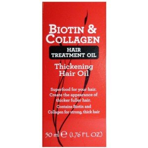 HAIR TREATMENT THICKENING OIL