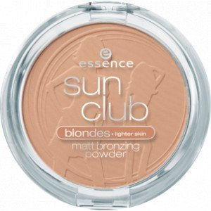 SUN CLUB LARGE BRONZING POWDER