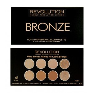 ULTRA BRONZE PALETTE ALL ABOUT BRONZE