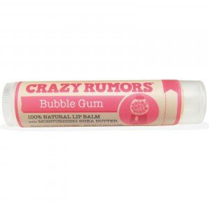 Bubble Gum Bálsamo Labial 100% Natural