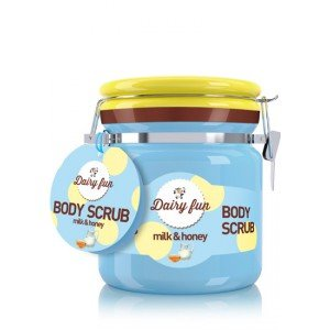 Milk & Honey Body Scrub Exfoliante Corporal