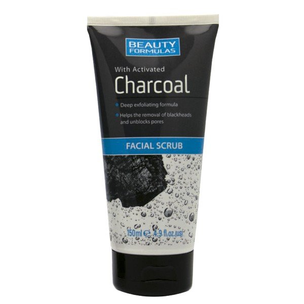 Charcoal Facial Scrub