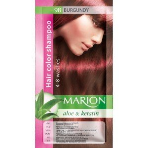 98 Burgundy Hair Color Shampoo