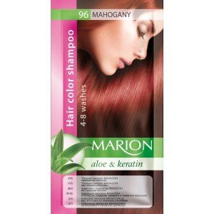 96 Mahogany Hair Color Shampoo
