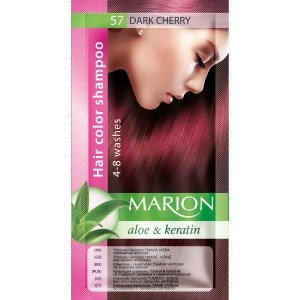 57 Dark Cherry Hair Color Shampoo