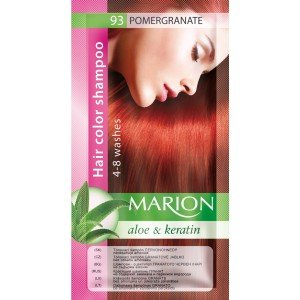 93 Pomegranate Hair Color Shampoo