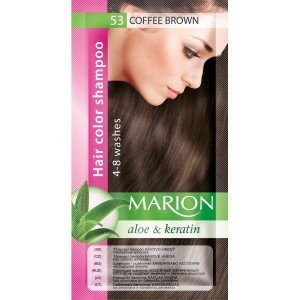 53 Coffee Brown Hair Color Shampoo