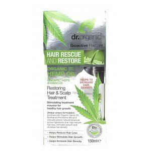 Hemp Oil Restoring Hair & Scalp Treatment