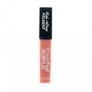 Unwrapped Power Pout Acrylic